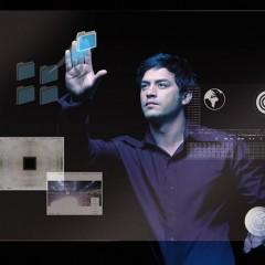 Virtual Desktop Bridges the Virtual and the Real