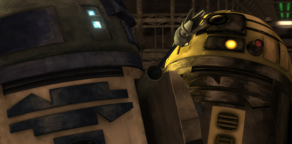 """""""Duel of the Droids"""""""