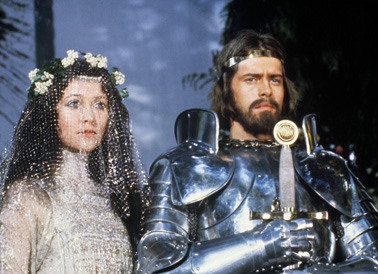 Guinevere and Arthur