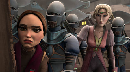 padme amidala star wars the clone wars nackt