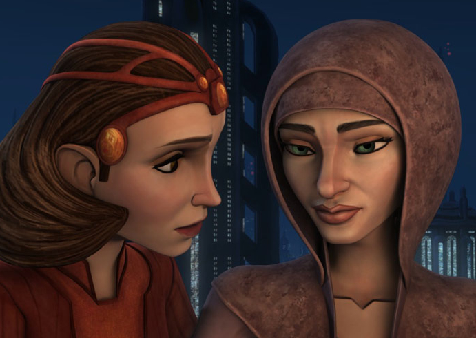 Padme and Teckla