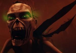 Zombie Nightsister