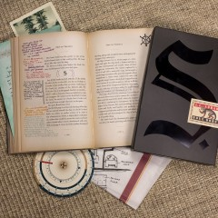 "Literary Love: ""S."" by J. J. Abrams and Doug Dorst"