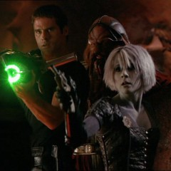 "Farscape 4.04-4.05: ""Lava's a Many Splendored Thing""; ""Promises"""